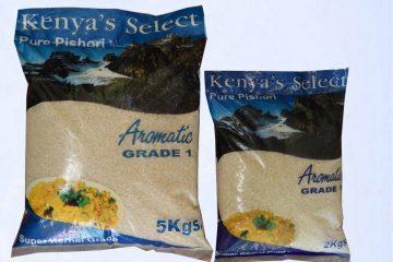 KENYA'S SELECT PISHORI RICE
