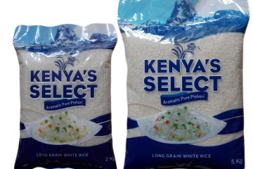 KENYA'S SELECT PISHORI RICE